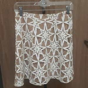 For Love & Lemons Lace Skirt Size M